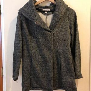 MOSSIMO supply Grey hooded jacket